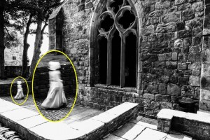 BUTCHER REVEALS GHOST OF GIRL