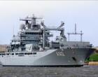 ΝΑΤΟικό πλοίο στον Πειραιά