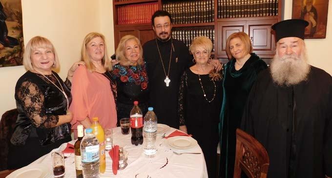 Εορτή πατήρ Ιωάννη Παναγιώτου