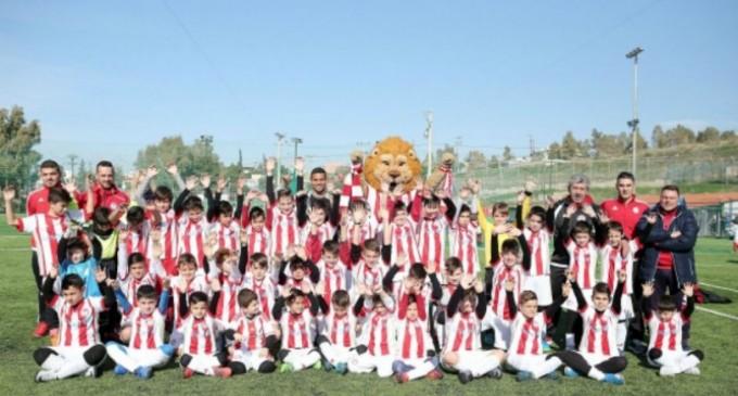 Με καλεσμένο τον Ιγκόρ Σίλβα η γιορτή των Σχολών του Ολυμπιακού
