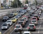 Aυξημένη η κίνηση σε βασικούς οδικούς άξονες, λόγω της απεργίας