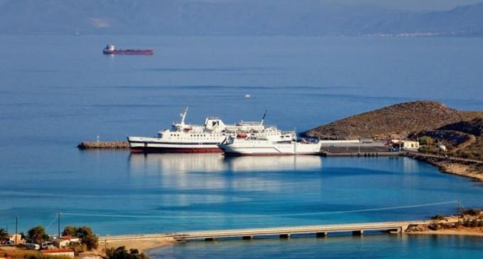 Αντικύθηρα: «Aπαιτούμε την εξεύρεση άμεσης και μόνιμης λύσης στη ακτοπλοϊκή σύνδεση του νησιού μας»