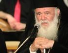 Ιερώνυμος: Η Εκκλησία θα συμμετάσχει στο συλλαλητήριο της Κυριακής