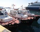 Video από τις νέες πλοηγίδες στο λιμάνι του Πειραιά. Εξαγγέλθηκε νέα προμήθεια και προσλήψεις προσωπικού