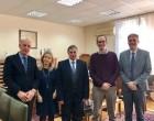 Συνάντηση του Προέδρου της ΕΣΕΕ κ. Βασίλη Κορκίδη με τον νέο Γενικό Γραμματέα Εμπορίου και Προστασίας Καταναλωτή κ. Δημήτρη Αυλωνίτη