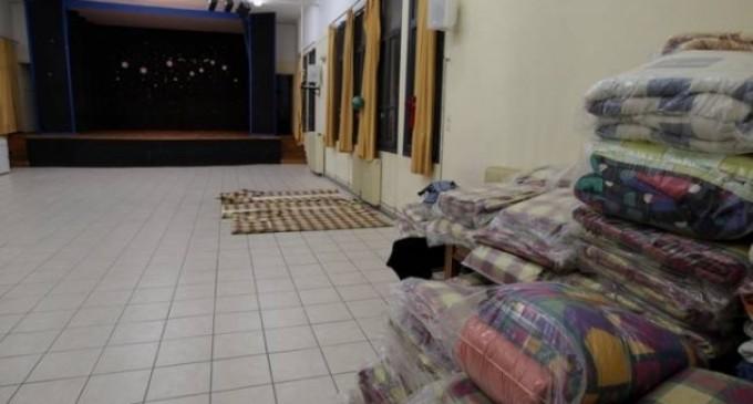 Θερμαινόμενοι χώροι στον Δήμο Πειραιά και δράση ενημέρωσης και υποστήριξης αστέγων