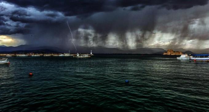 Καιρός – Έκτακτο δελτίο επιδείνωσης! Έρχονται βροχές και καταιγίδες