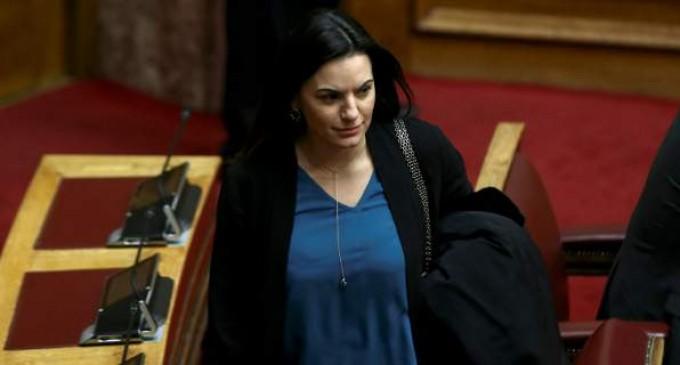 Η Ολγα Κεφαλογιάννη απαντά στις φήμες ότι θα κατέβει για δήμαρχος Αθηναίων