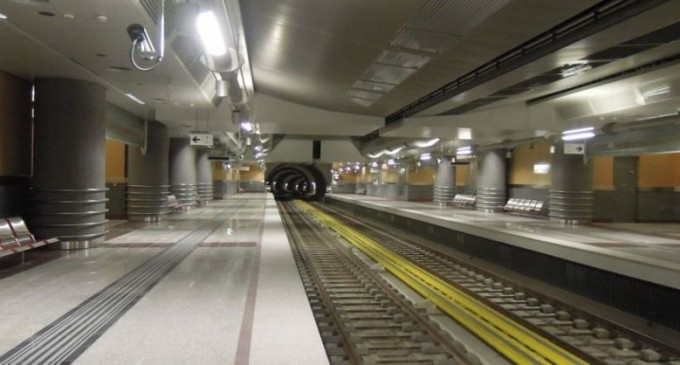Νέος σταθμός του Μετρό στη Γεωπονική  afed1c95309