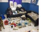 Συλλήψεις για κατοχή σαράντα εννιά κιλών και σαράντα ενός γραμμαρίων κάνναβης στον Πειραιά
