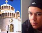 22χρονος σατανιστής της Γλυφάδας έσφαξε μια άστεγη έξω από την εκκλησία του Αγίου Κωνσταντίνου