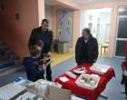 Κοπή Πρωτοχρονιάτικης πίτας Κοινωφελούς Επιχείρησης Δήμου Χαϊδαρίου στα Κέντρα Δημιουργικής Απασχόλησης Παιδιών