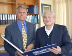 Επίσημη επίσκεψη του Πρέσβη του Λουξεμβούργου στον ΟΛΠ