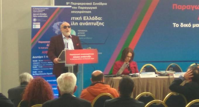 Π. Κουρουμπλής: «Τα λιμάνια της Δυτικής Ελλάδας πόλος περιφερειακής ανάπτυξης»