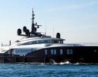 Στο Φάληρο το υπερπολυτελές σκάφος «Okto»