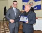 Βράβευση Δημήτρη Κρητικού από την Διεθνή Ένωση Αστυνομικών (ΙΡΑ)