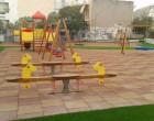 Δήμος Κερατσινίου:Οι παιδικές χαρές παραδίνονται στους μικρούς δημότες