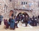 Προσκύνημα σκηνώματος του Αγίου Εφραίμ στη Νέα Μάκρη