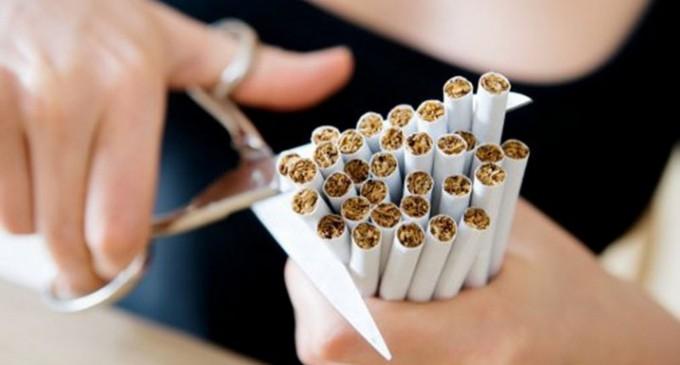 Ο βελονισμός βοηθά στη διακοπή του καπνίσματος