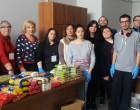 Τρόφιμα, είδη ρουχισμού και πρώτης ανάγκης για τους άστεγους από την ομάδα εθελοντών ALEX» με υποστήριξη της ΚΟ.Δ.Ε.Π.