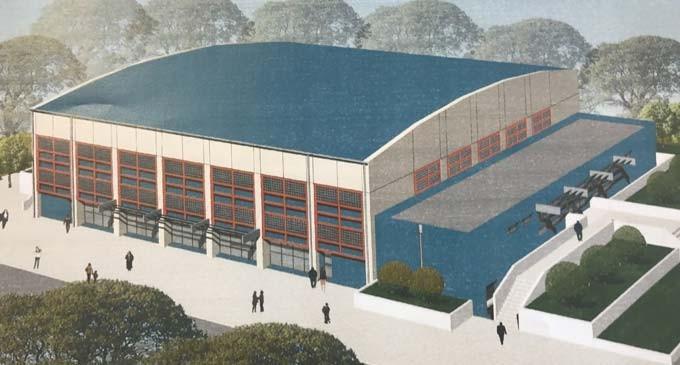 «Πράσινο» φως από το Περιφερειακό Συμβούλιο για το Κλειστό Κολυμβητήριο και τα γήπεδα τένις στην περιοχή του Δημοτικού Αθλητικού Κέντρου