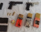 Εντοπίστηκε μίνι οπλοστάσιο σε σπίτι 28χρονου