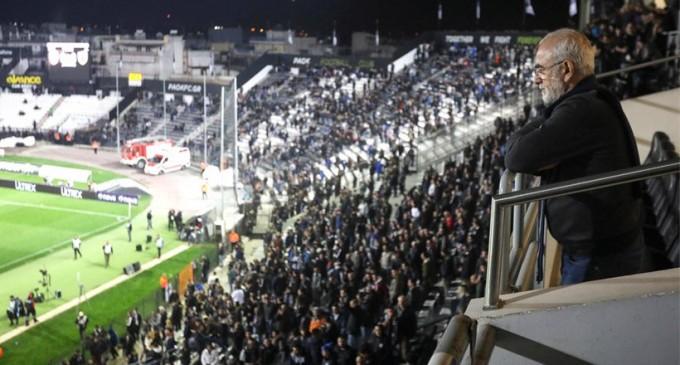 Οι οπαδοί του ΠΑΟΚ μαζεύουν υπογραφές και δηλώνουν: Αν τιμωρηθεί η ομάδα, δεν πάμε… πόλεμο!
