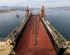 Η άφιξη της νέας μεγάλης πλωτής δεξαμενής δημιουργεί  νέα δεδομένα στη ναυπηγοεπισκευή