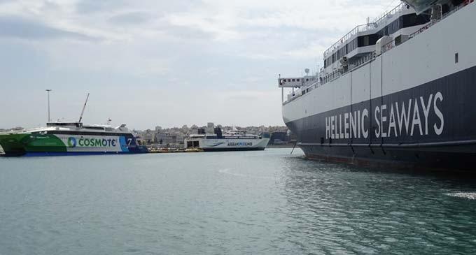 Σε εφαρμογή από 1η Ιουλίου το μέτρο του μεταφορικού ισοδύναμου σε 32 νησιά του Αιγαίου