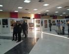 Πλήθος φιλότεχνων παραβρέθηκαν στα εγκαίνια της Έκθεσης Ζωγραφικής και Αγιογραφίας στην Σαλαμίνα