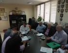 Ευρεία σύσκεψη για το δίκτυο ακάθαρτων Σαλαμίνας και τον βιολογικό καθαρισμό Σπετσών