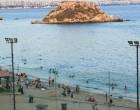 Τι γίνεται με τις παραλίες του Πειραιά και τις μετρήσεις;