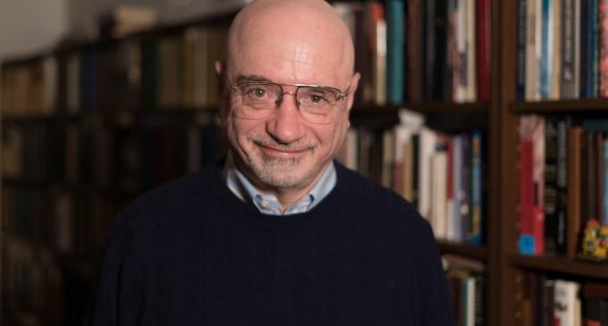 Ο Ρώσος στοχαστής Μιχαήλ Επστάιν στο Ίδρυμα Λασκαρίδη