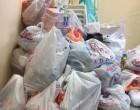 Τρόφιμα και φάρμακα για τις αδύναμες οικονομικά οικογένειες που υποστηρίζονται από την ΚΟΔΕΠ συγκεντρώθηκαν στον Αγώνα Ενικού-ΑΣ Καρδίτσας