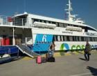 Στον Πειραιά το Flying Cat 6 – Με πούλμαν οι επιβάτες στους προορισμούς τους