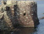 Μυτιλήνη: Βρέθηκε αρχαίο αμυντικό τείχος με λαξευτές πέτρες στο βόρειο λιμάνι