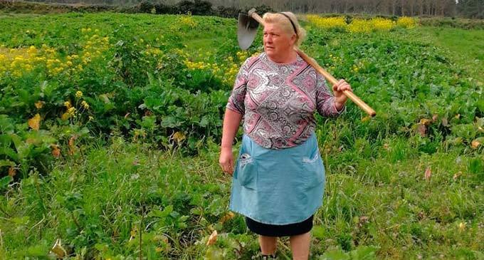 Βρέθηκε ο «κλώνος» του Τραμπ και είναι Ισπανίδα αγρότισσα