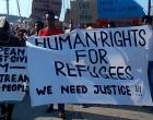 Μυτιλήνη: Πρόσφυγες έστησαν καταυλισμό σε κεντρική πλατεία -Διαμαρτύρεται ο δήμαρχος