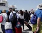 «Βουλιάζουν» τα λιμάνια της χώρας για την έξοδο του Πάσχα