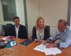 Μνημόνιο Συνεργασίας μεταξύ Περιφέρειας Αττικής και Ομοσπονδίας Χειροσφαίρισης Ελλάδος για τη στήριξη του χάντμπολ