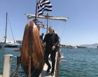 Ο Δήμαρχος Πειραιά Γ.Μώραλης υποδέχτηκε την τριήρης του Π.Ν. «ΟΛΥΜΠΙΑΣ» στη Μαρίνα Ζέα για τις «ΗΜΕΡΕΣ ΘΑΛΑΣΣΑΣ 2018»