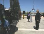 Ο Δήμαρχος Πειραιά Γ.Μώραλης στην εκδήλωση τιμής και μνήμης των θυμάτων της γενοκτονίας των Ελλήνων του Πόντου στο μνημείο Γενοκτονίας