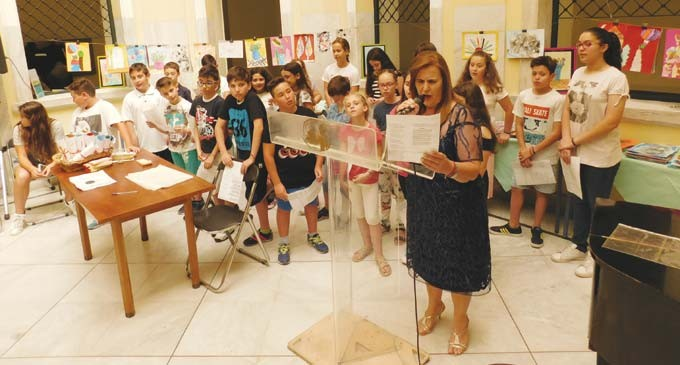 Μεγαλούργησε το 15ο Δημοτικό Σχολείο Πειραιά