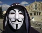 «Πόλεμος» χάκερς: Οι Anonymous Greece απάντησαν στους Τούρκους
