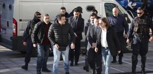 Ολομέλεια ΣτΕ: «Ναι» στη χορήγηση ασύλου στον έναν από τους οκτώ Τούρκους αξιωματικούς