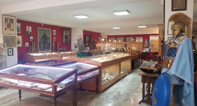 Βιβλιοθήκη-Μουσείο Λαϊκής Τέχνης και Ιστορίας Δήμου Σαλαμίνας
