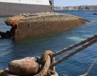 Ολοκληρώνεται η ανέλκυση του Corfu Island στον Πειραιά