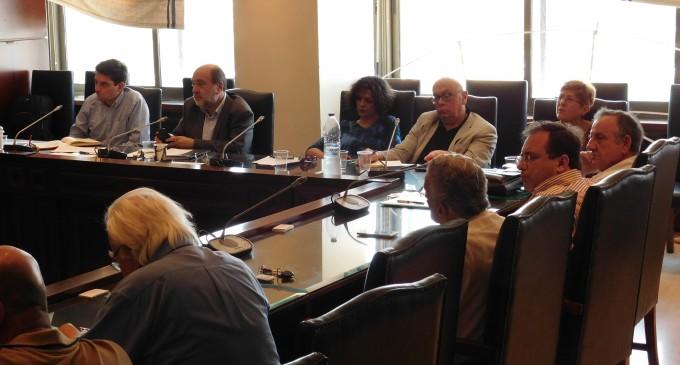 Περιφερειακό Συνέδριο για την Παραγωγική Ανασυγκρότηση του ευρύτερου Πειραιά