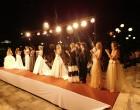 Ιδιαίτερα εντυπωσιακό το Fashion Show στην καρδιά του Οpen Mall Piraeus