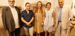 Εγκαίνια έκθεσης ζωγραφικής – φωτογραφίας Ουκρανών